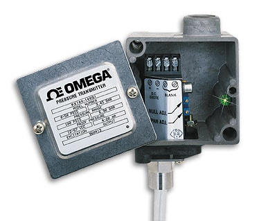 DISCONTINUED - Terminal Box Style Current Output Pressure Sensors