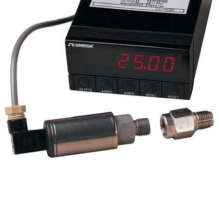 European Style Current Output Pressure Sensor for Gage and Absolute Measurements