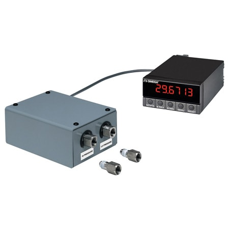 Wet/Wet Current Differential Pressure Transmitter, All Stainless Steel Wetted Parts