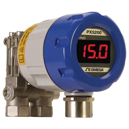 Pressure Transmitter, Rangeable Wet/Wet Differential