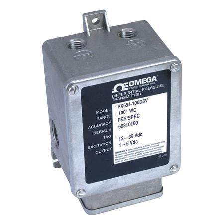 Low Pressure Laboratory Transducer