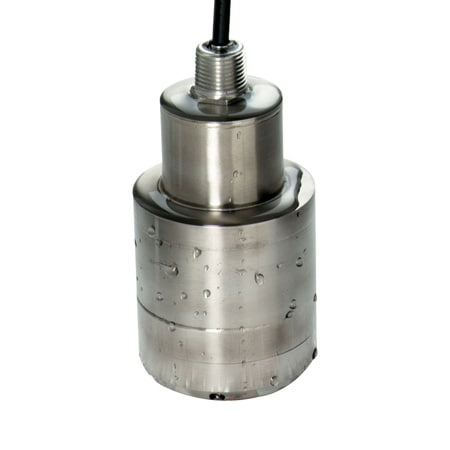Low Pressure Submersible Transmitter, 4-20 mA Output