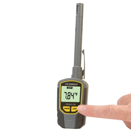 Handheld Psychrometer with Enthalpy Measurement
