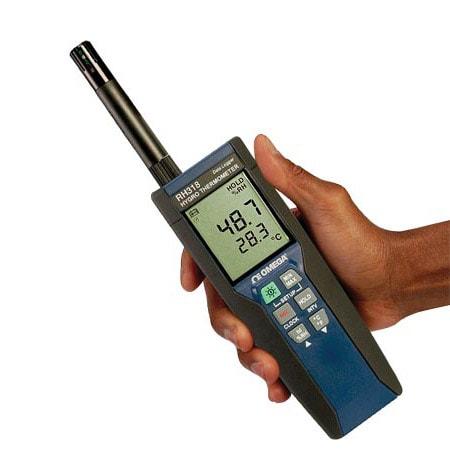 Handheld Hygro Thermometer Data Logger