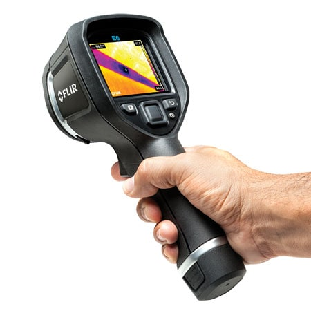 -20°C to 250°C Temperature Handheld Thermal Imager