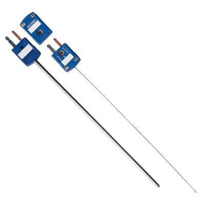 Thermocouple Probes with Removable Miniature Connectors