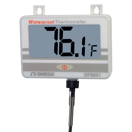 Waterproof Digital Thermometer with Probe