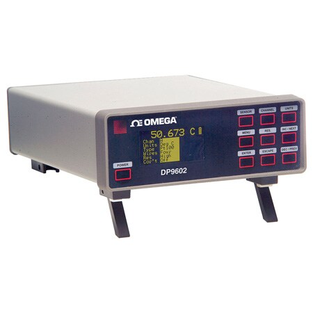 High Precision Digital RTD/Thermocouple Thermometer/Data Logger