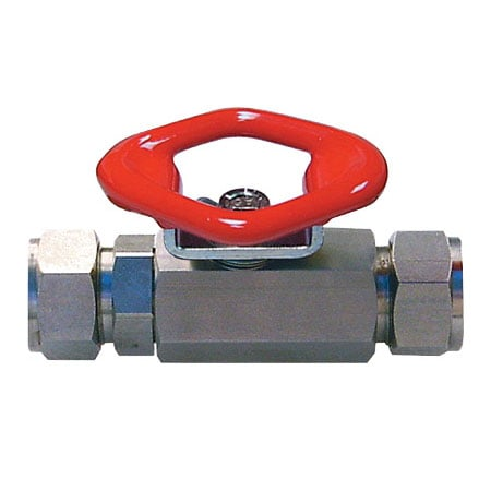 Tube Compression Bar Stock Ball Valves 1/4 to 1""
