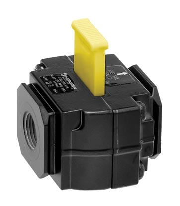 Lockout Safety Valves