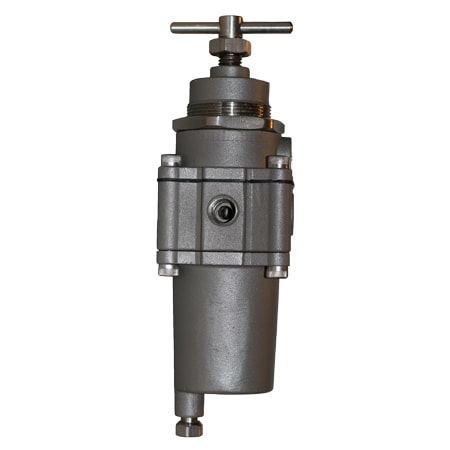 Stainless Steel Filter Regulators for Harsh Environments