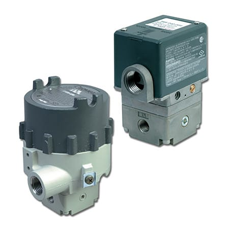 Heavy Duty Current I/P or Voltage E/P to Pressure Converter