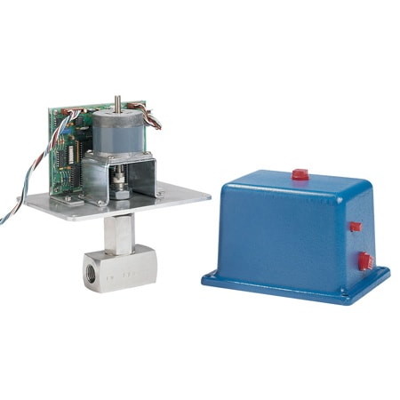 Electronically Controlled Proportioning Valves