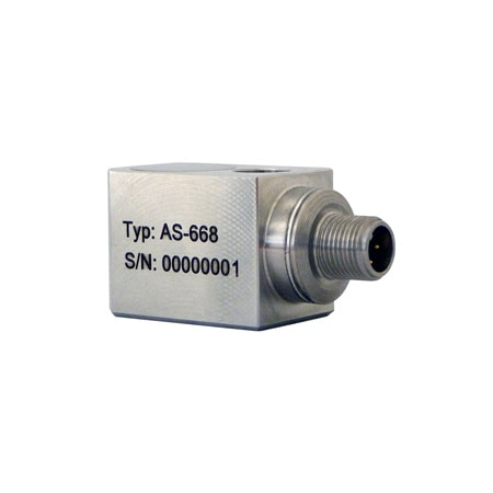B&K Vibro Compact, Low Frequency Accelerometer