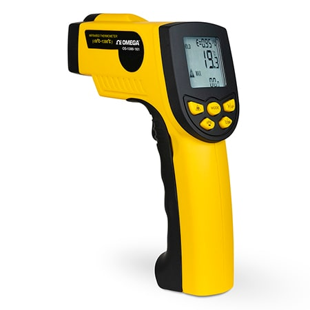 -30 to 1300°C, 16:1 Performance Infrared Thermometer
