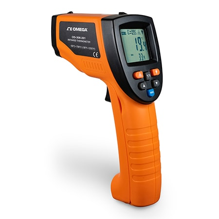 -50 to 700°C, 12:1 Performance Infrared Thermometer