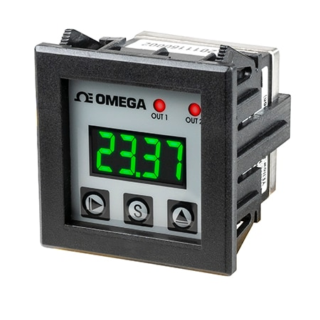 Digital, Miniature Pressure Switch with Display
