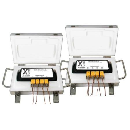 Multi-channel Oven Temperature Data Logger