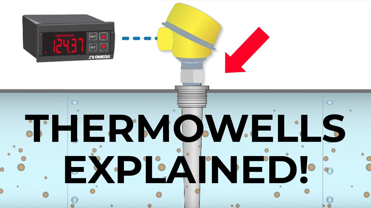 What is a THERMOWELL & how does it work?