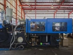 Monitoring Water Temperature in a Molding Machine