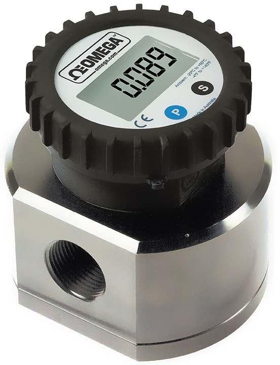 Positive Displacement FlowMeter for Industrial Processes