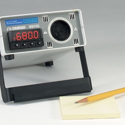 Calibrating Temperature Measurement Devices Used in Manufacturing
