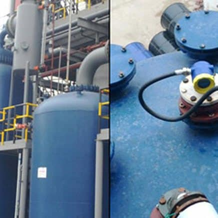 Ultrasonic Level Sensors in Above Ground Bulk Storage Tanks