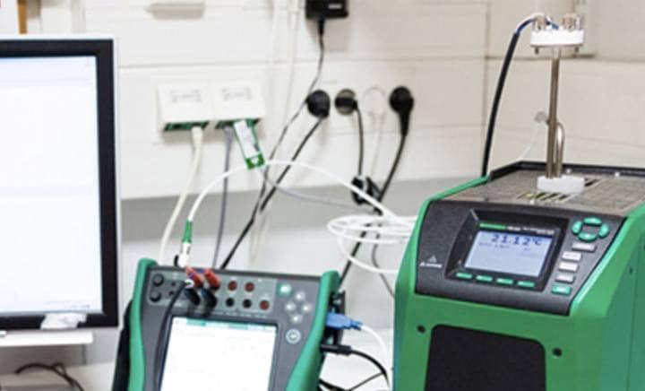 Temperature Sensors go 'Hand in Hand'