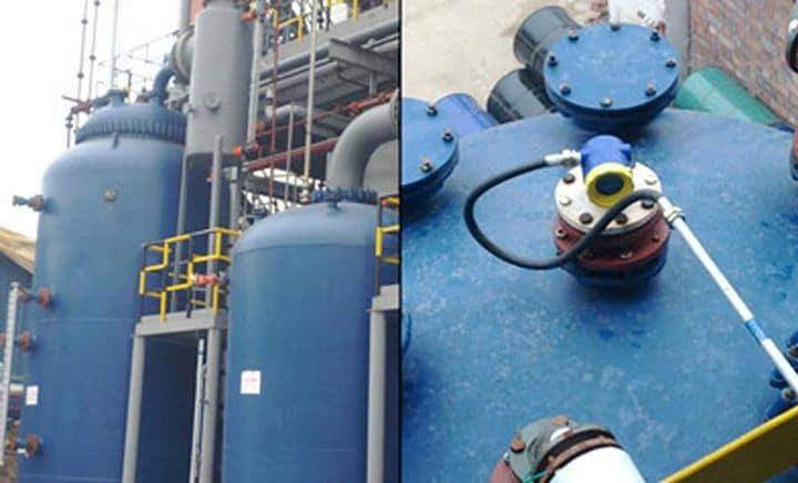 Ultrasonic Level Sensor Application in Above Ground Bulk Storage Tanks