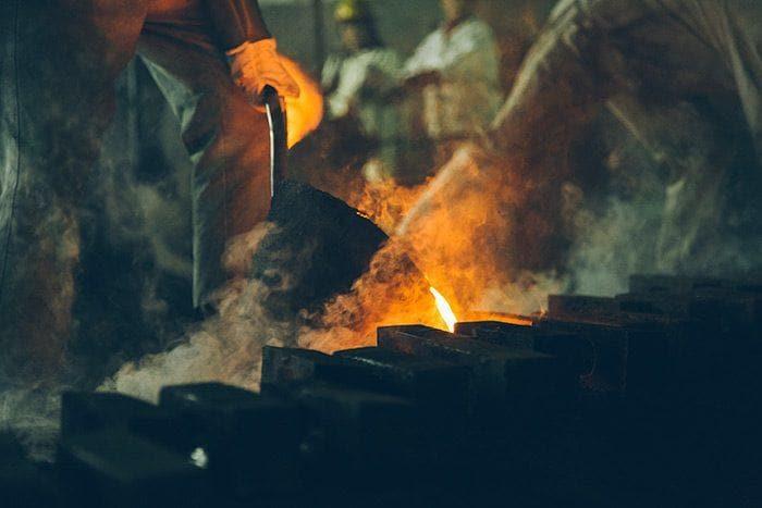 Sintering Powdered Metals